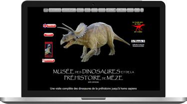 Musée-parc des Dinosaures
