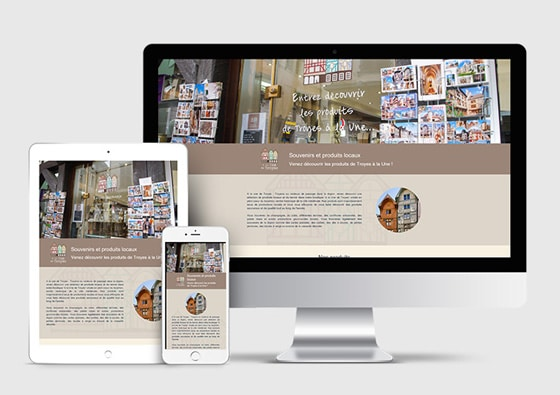 création site web aube