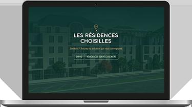 Résidences Choisille, ehpad et résidence séniors