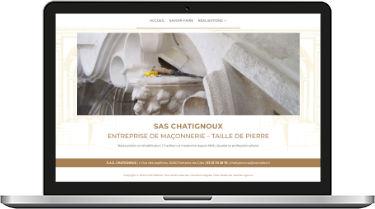 Chatignoux, entreprise de maçonnerie et taille de pierre