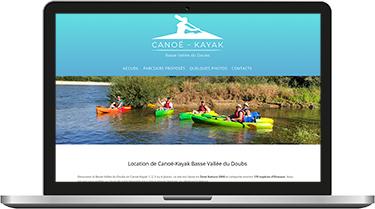 Canoë-Kayak Basse Vallée du Doubs, location de canoës-kayaks