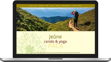 Jeûne rando & yoga PACA, cures de bien-être