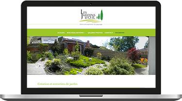 Les Jardins d'O.R., création de jardins